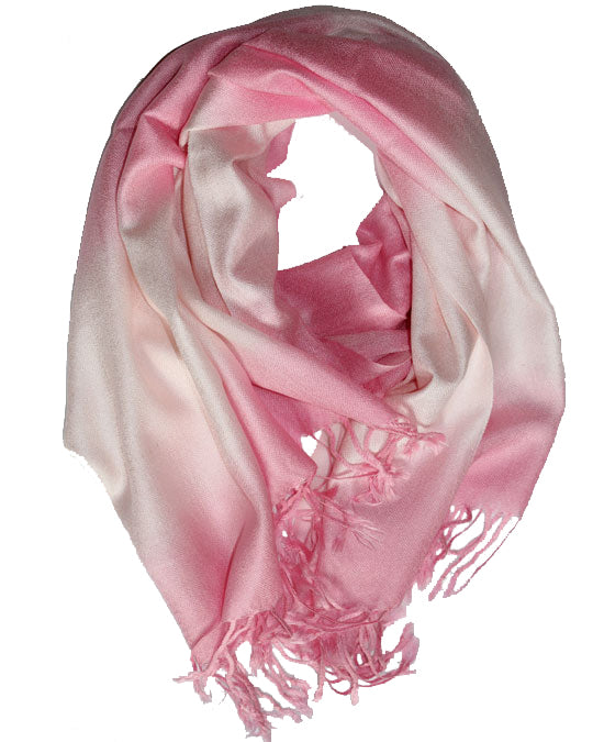 Cashmere Scarf Classic Pink G