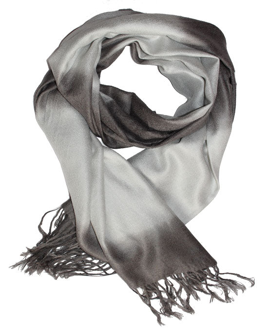 Cashmere Scarf Classic Gray G