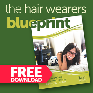 Here's your hair wearers blueprint! Just add your email above 🔝🔝🔝