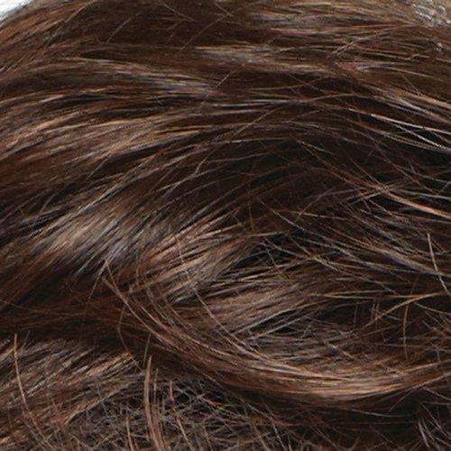 colour sample ginger brown