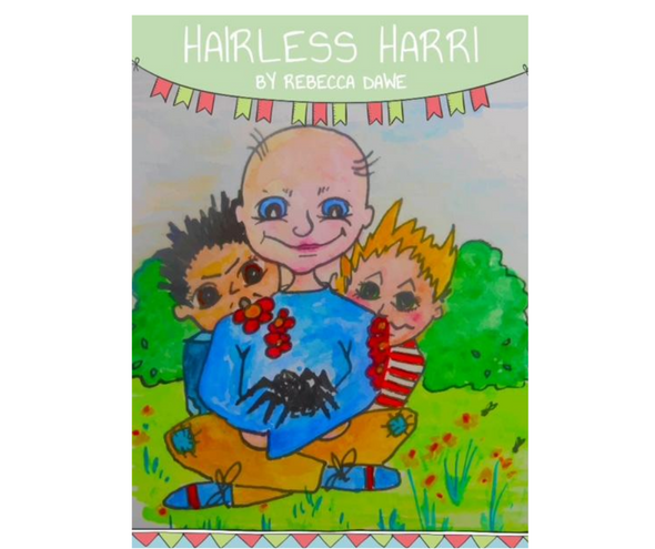 Childrens book about hair loss