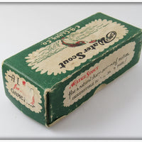 Clark's Frog Water Scout In Green Scale Box