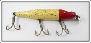 Creek Chub Nite Glo Red Head Husky Pikie 2322