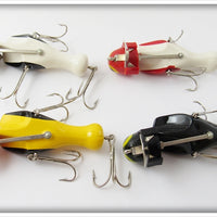 Lamothe Stokes SwivALure Dealer Box With Four Lures