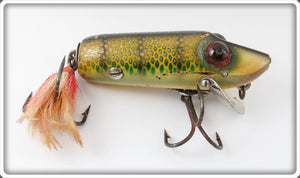 Heddon Pike Scale Giant River Runt