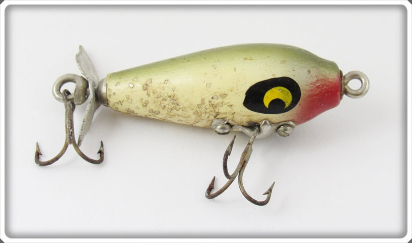 Vintage Smithwick Silver Glitter Horse Fly Lure
