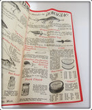 Heddon 1923 Pocket Catalog