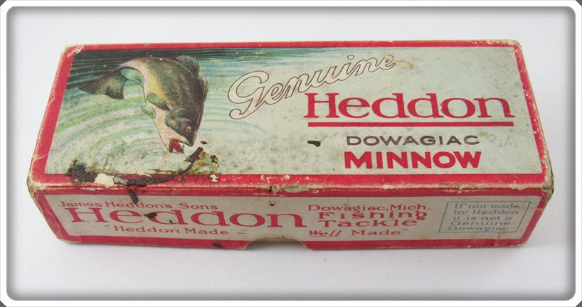 Heddon Empty Box for Shiner Scale 150 For Sale | Tough Lures