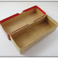 Heddon Empty Box for 150 Dowagiac Minnow Shiner Scale 159P