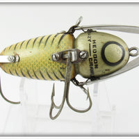 Heddon Silver Shore With Silver Chin Crazy Crawler Lure 2100 XRS