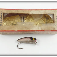 Heddon Shiner Scale Runtie Spook In Correct Box
