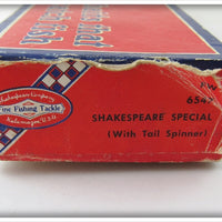 Shakespeare Frog Spot Shakespeare Special In Correct Box