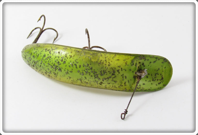 Paw Paw Green Silver Flash 2 Hook Flap Jack 5200