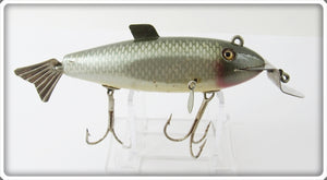 Vintage Creek Chub Silver Shiner Fintail Shiner Lure 2103