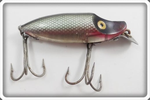 Heddon Dace Scale W/ Gold Eyes River Runt