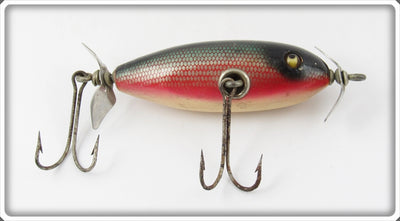 Vintage Creek Chub Dace Baby Injured Minnow Lure 1605