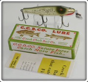 Creek Chub Nite Glow Day N Nite Pikie In Correct Box 721