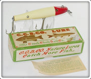 Creek Chub 702 SW Saltwater Special Pikie In Correct Box