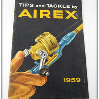 1959 Airex Tips And Tackle Catalog