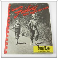 1947 South Bend Fishing What Tackle & When Catalog