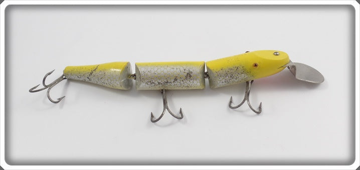CCBC Fisherman Altered Yellow Flash Triple Jointed Pikie