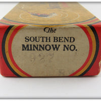 South Bend White Red Arrowhead Min Oreno In Box