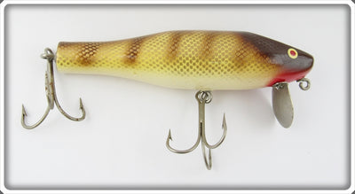 Vintage Marathon Pike Scale Rock And Roll Lure