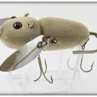 Heddon Grey Mouse Crazy Crawler