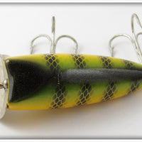O.M. Bait Co Perch Unner Flash In Box