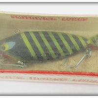 Smithwick Black With Yellow Stripes Water Gater