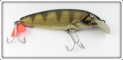 Vintage Dam Pike Scale Wobber Lure