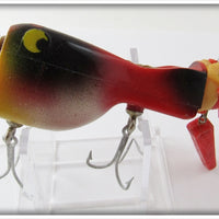 Coulter Lures Red & Black Thrasher Frog