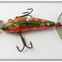 Pflueger Fisherman Altered Early Trade Minnow