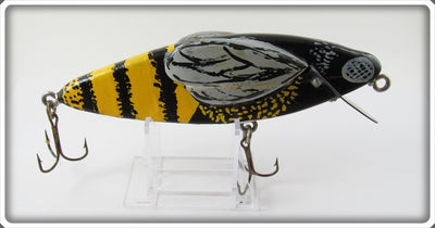 Folk Art Hellraiser Bumble Bee