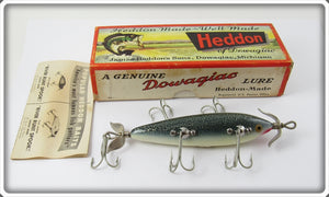 Heddon Green Crackleback 150 In Correct Box 150 GCB