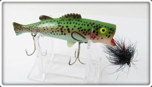 Buckeye Bait Co Rainbow Trout Bug N Bass