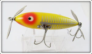 Heddon Yellow Shore Floppy Props Wounded Spook
