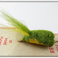 Marathon Bait Co Jack Frog On Card
