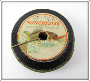 Winchester Wooden Line Spool