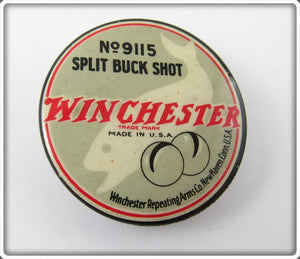 Winchester Split Shot Tin
