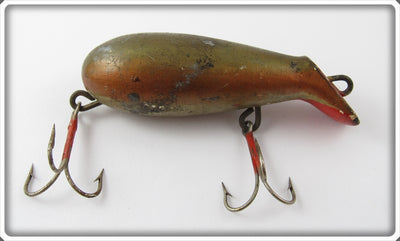 Alliance Copper Stripe Leg Lure