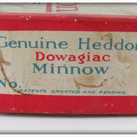 Heddon Shiner Scale Tadpolly In Box