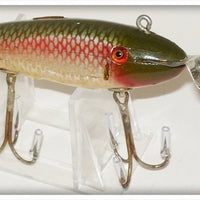 Vintage CCBC Creek Chub Redside Dace Fintail Shiner Lure 2105