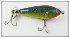 Bomber Green Perch Top Bomber
