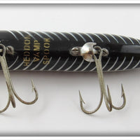 Heddon Black Shore Plastic Lip Vamp Spook