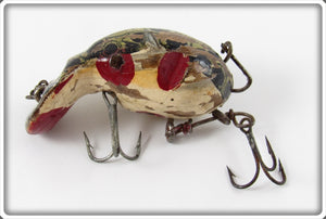 Vintage Bud Stewart Crippled Mouse Lure