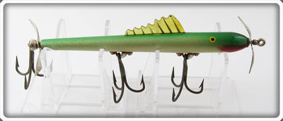 Pflueger Green Scale Live Wire
