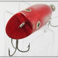 Heddon Red Chrome Tiny Lucky 13