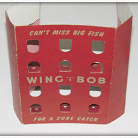 Dayton Acme Co Wing Bob Bobber Dealer Display