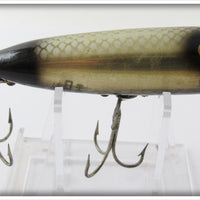 Heddon Fish Flash Gold & Black Chugger Spook
